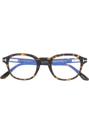 Tom Ford Soft-square frame glasses