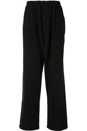 UNDERCOVER Wide-leg wool trousers