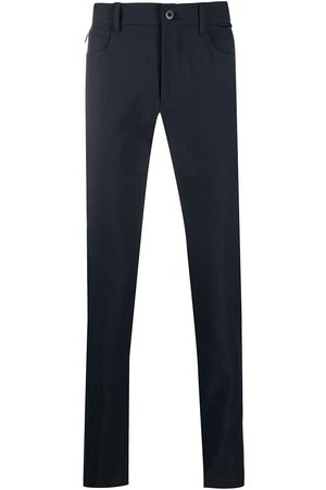 Incotex Mid-rise slim-fit trousers