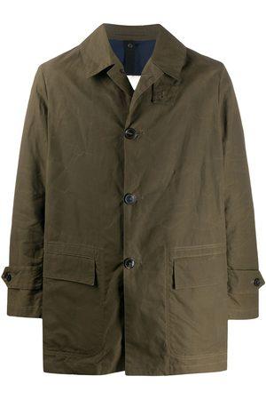 MACKINTOSH Torrent short raincoat