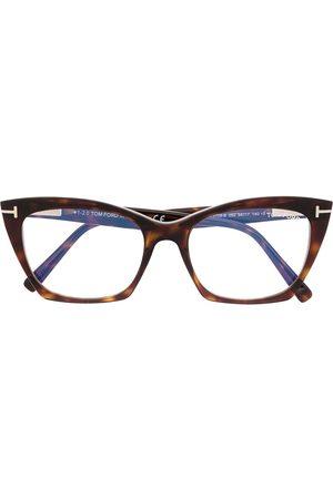 Tom Ford Cat-eye frame glasses