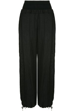 DION LEE High-rise baggy cargo pants