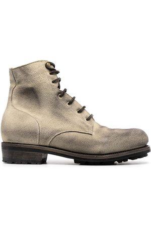 Ajmone Worn effect boots