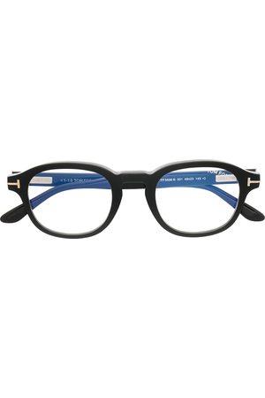 Tom Ford Sluneční brýle - Round-frame glasses