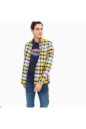 Tommy Hilfiger Pánská kostkovaná košile Flex