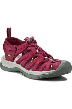 Keen Sandály - Whisper 1012229 Beet Red/Honey Suckle