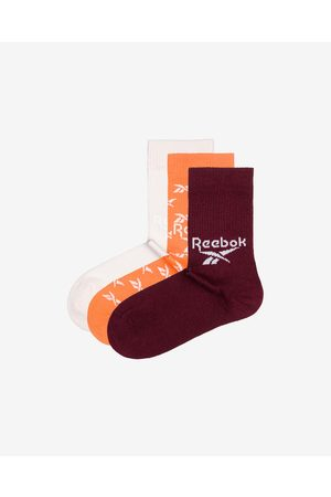 Reebok Ponožky 3 páry