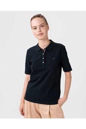 Tommy Hilfiger Ženy S límečkem - Essential Polo triko