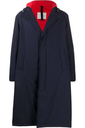 MACKINTOSH FIRENZE hooded THINDOWN parka