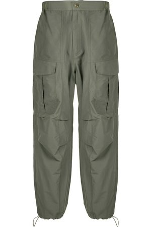 Paria Farzaneh Recycled panel cargo trousers