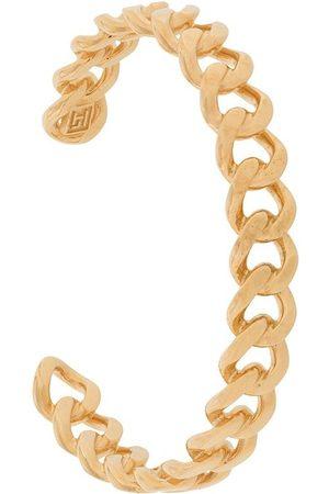 FEDERICA TOSI Chain-link cuff bracelet