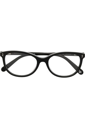 Stella McCartney Curved rectangle glasses