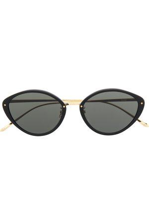 Linda Farrow Ženy Sluneční brýle - Cat eye sunglasses