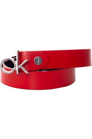 Calvin Klein Dámský červený pásek