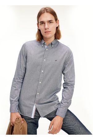 Tommy Hilfiger Muži Košile - Pánská košile Houndstooth