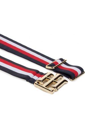 Tommy Hilfiger Dámský pruhovaný elastický pásek Logo