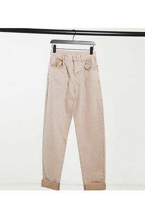 Reclaimed Vintage Strečové - Inspired the '83 unisex relaxed fit jean in tan