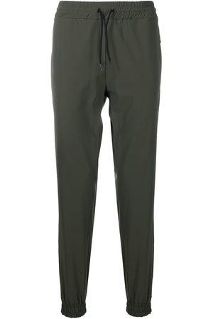 Hydrogen Stripe-side track pants