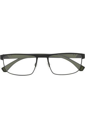 Emporio Armani Square frame glasses