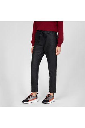 Pepe Jeans Ženy Kalhoty - Dámské černé kalhoty Cara