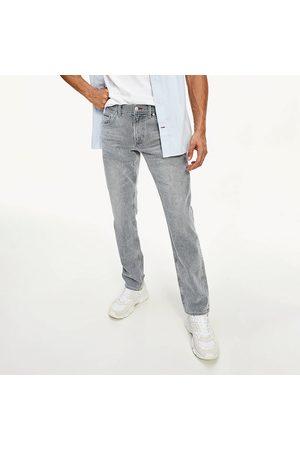 Tommy Hilfiger Muži Džíny - Pánské šedé džíny Denton