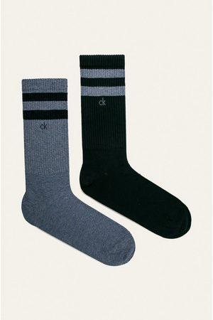 Calvin Klein Muži Ponožky - Ponožky (2-pack)
