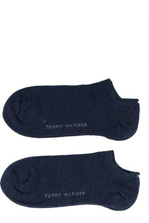 Tommy Hilfiger Muži Ponožky - Pánské ponožky Sneaker (2-pack)
