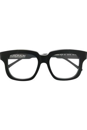 KUBORAUM Mask K25 square-frame glasses