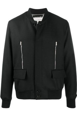 Alexander McQueen Zip-detail jacket
