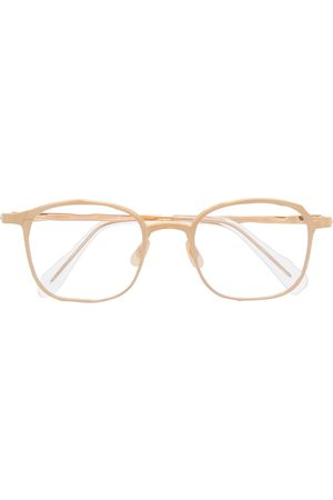 MASAHIROMARUYAMA MM-0014 oval-frame glasses