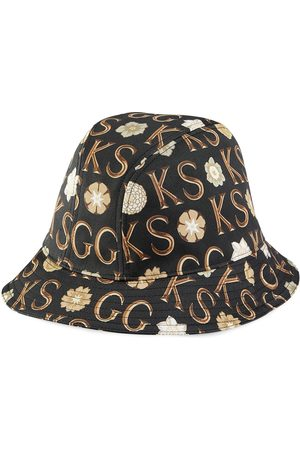 Gucci X Ken Scott monogram print bucket hat