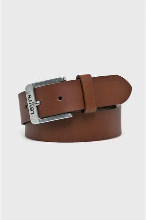 Levi's Muži Pásky - Kožený pásek