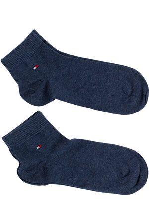 Tommy Hilfiger Pánské ponožky Quarter (2-pack)