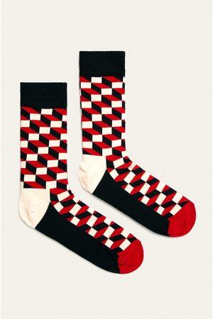 Happy Socks Muži Ponožky - Ponožky Filled Optic