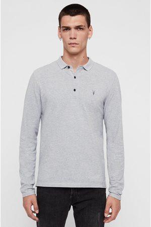 AllSaints Muži S dlouhým rukávem - Tričko s dlouhým rukávem Reform Polo