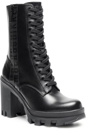 Bikkembergs Lace Up Bootie B4BKW0116