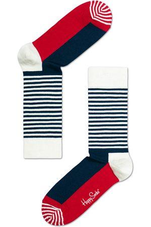 Happy Socks Pánské ponožky Half Stripe vel. 41-46