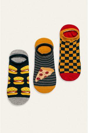 MEDICINE Kotníkové ponožky Basic (3-pack)