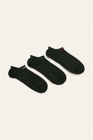 Calvin Klein Kotníkové ponožky (3-pack)