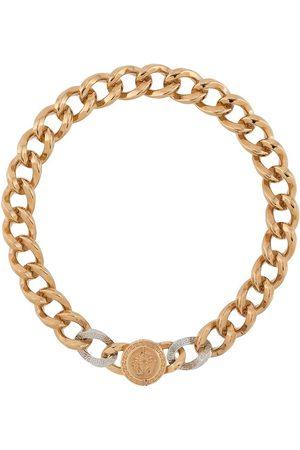 VERSACE Medusa chunky chain necklace
