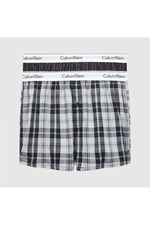Calvin Klein Muži Boxerky - Pánské trenýrky 2pack