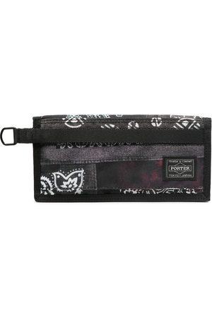 NEIGHBORHOOD X Porter bandana long wallet