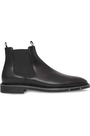 Burberry Almond-toe Chelsea boots