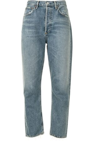 AGOLDE High rise Riley jeans