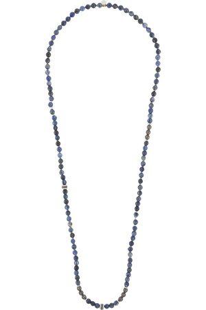 Tateossian Formentera beaded stone necklace