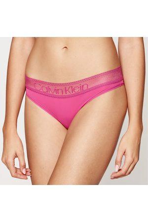Calvin Klein Ženy Brazilky - Dámské růžové brazilky