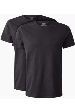 Calvin Klein Muži Boxerky - Pánské černé trika 2pack
