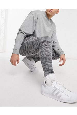 ASOS Space dye joggers in grey