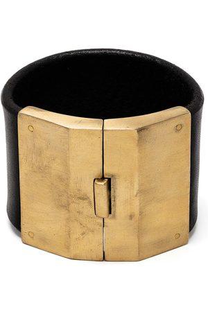 PARTS OF FOUR Box Lock bracelet