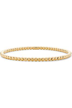 Pragnell Ženy Náramky - 18kt yellow gold Bohemia bangle